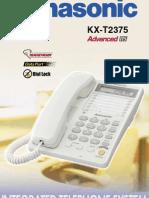 KX-T2375