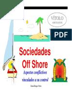 SOCIEDADES OFF SHORE vitolo roque
