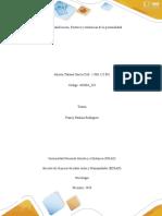 Fase 3- Clasificación, Factores y tendencias de la personalidad.