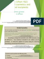 Herbal Cosmetics & excipient.pdf
