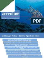 Mobile Apps Testing-Seminar Slides-20101208