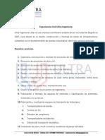 Portafolio Ultra ingeniería Obras Civiles