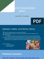 lifecycle presentation adult