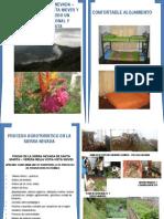 PROPUESTA ALTERNATIVA AGROECOLOGICA