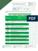 PSO-FO12 Formato Seguimiento Final de Práctica