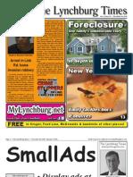 The Lynchburg Times 12/30/2010