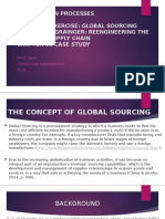 Grainger International Supply Chain