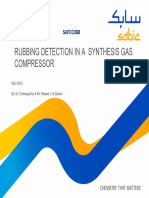 06_Rubbing Detection in a Synthesis Gas Compressor