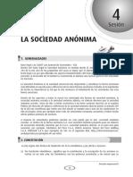 Lectura de actividad 07 - Las Sociedades Anonimas.pdf