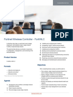 FortiWLC - Fortinet Wireless Controller.pdf