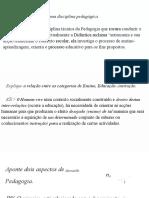 didática geral