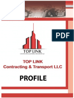 Top Link Contracting & General Transport LLC - Pre-Qualification