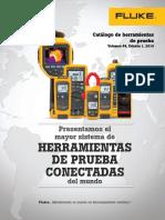 Fluke Instrumentos de Medida 2015