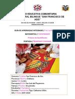 Matematica primero de bachi cuarta guia.pdf