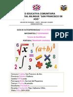 Matematica tercero de bachi cuarta guia.pdf
