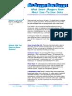 Consumer) What Smart Shoppers Know About Door-To-Door Sales