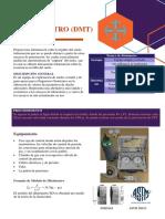 Ficha Técnica dilatometro