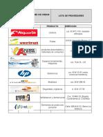 listado de proveedores (1)