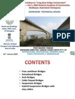 1 .Prof Mehesh Tandon IABSE -Presentation