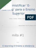 Mitos_elearning_PPT_Neuza Pedro_15slides