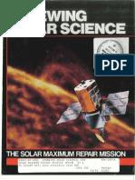 Renewing Solar Science the Solar Maximum Repair Mission
