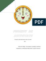 PROIECT DE ACTIVITATE CEASUL - DS2