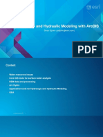 ArcGIS in flow modelling.pdf