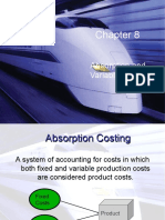 Chapter 008 TS Variable & Absorption Costing