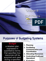 Chapter 009 TS Budgeting