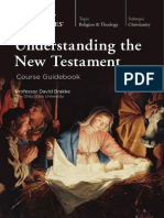6006 Understanding the New Testament