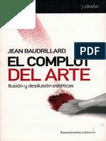 El-complot-del-arte-Jean-Baudrillard.pdf