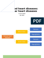Acquired Heart Diseases-Valvular Heart Diseases