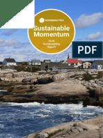 2018 Sustainalytics Sustainability Report