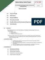 Method of Statement (PABX) System