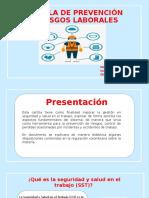 CARTILLA DE PREVENCIÓN DE RIESGOS LABORALES (1)