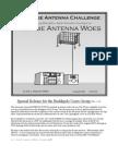 Newbie Antenna Woes