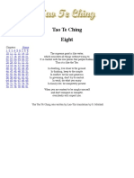 The Tao Te Ching_Chapter Eight