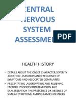 central-nervous-system-assessment