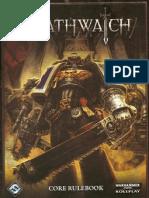 Deathwatch Rites Of Battle Pdf