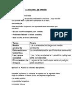 SOLICION DE TALLER DE LA COLUMNA DE OPINIÓN.docx