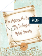 The Relief Society History and You