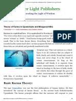 Theory of Karma in Upanishads and Bhagavad-Gita - Meditation and Yoga Research.pdf