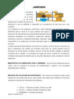 SISTEMAS DE INVENTARIO - SESION 05