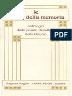 Antologia Poesia Dialettale Della Daunia