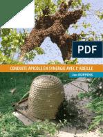 CONDUITE APICOLE EN SYNERGIE AVEC L' ABEILLE