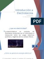 Introducción a Electrotecnia 1ra Parte