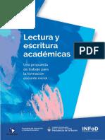 Lecturas y escrituras académicas