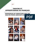 Théâtre Et Apprentissage Du Français