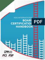 Certification Handbook Final