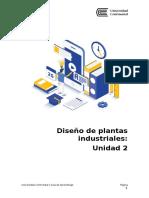 GUÍA DE APRENDIZAJE UNIDAD 2 - Diseño de Plantas Industriales